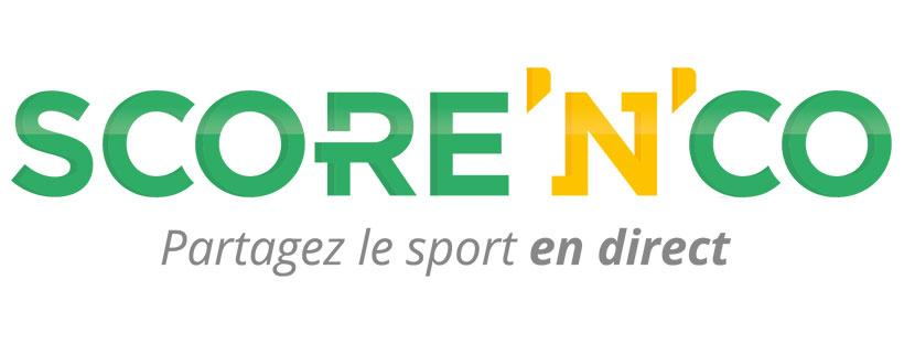 score'n'co logo appli